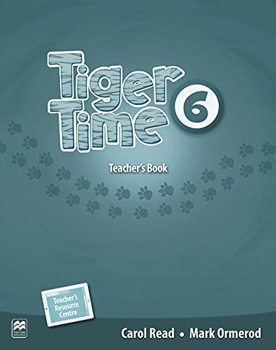 9780230484160: Tiger Time Level 6 Teacher's Book Pack