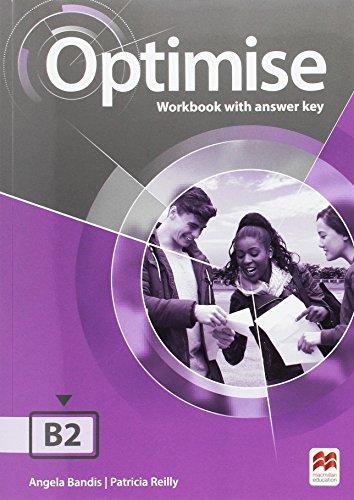9780230488939: OPTIMISE B2 Wb +Key [Lingua inglese]