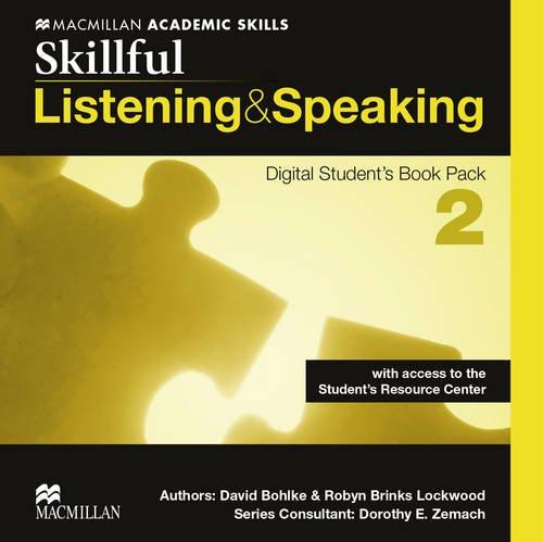 9780230489431: Skillful 2 (Intermediate) Listening and Speaking Digital Stu