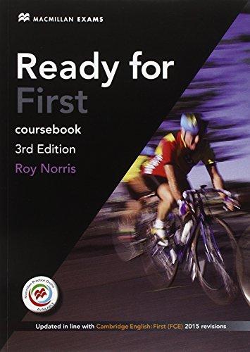 9780230489882: Ready for first. Italy pack. Student's book-Workbook-No key. Per le Scuole superiori. Con CD Audio. Con espansione online