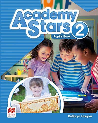 Academy Stars Level 2 Pupils Book Pack: Kathryn Harper, Gabrielle Pritchard