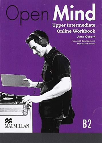 9780230491984: Open Mind British English Upper Intermediate Level Online Workbook Pack