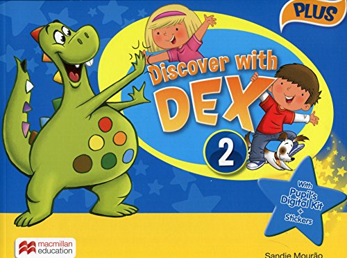 9780230494572: Discover with Dex Level 2 Pupil's Book Plus International Pack