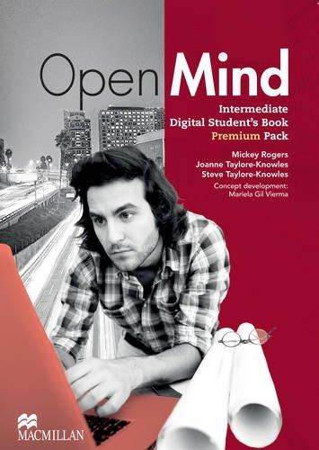 9780230494909: Open Mind Intermediate Level Digital Student's Book Pack Premium