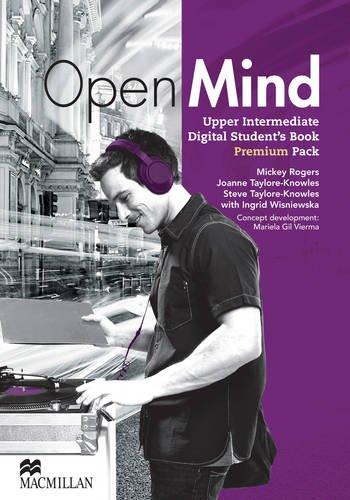 Open Mind Upper Intermediate Digital Student's Book Premium Pack (internet Access Code Card). ...
