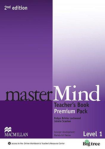 9780230495241: masterMind 2nd Edition AE Level 1 Teacher's Book Pack Premium Plus