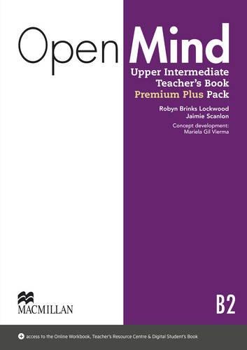 9780230495357: Open Mind British edition Upper Intermediate Level Teacher's Book Premium Plus Pack