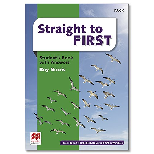 9780230498112: Straight to First Student's Book with Answers Pack