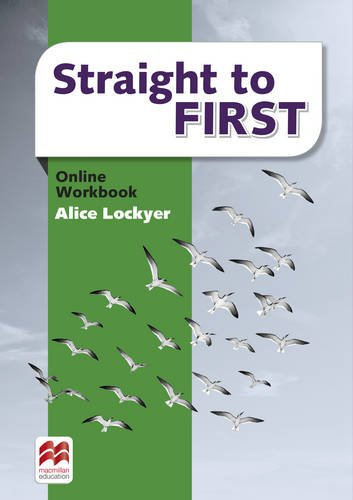 9780230498143: Straight to First Online Workbook Pack
