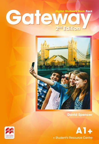 9780230498457: Gateway 2nd edition A1+ Digital Student's Book Pack