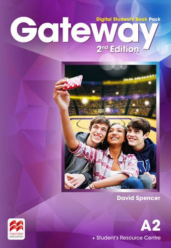9780230498488: Gateway 2nd edition A2 Digital Student's Book Pack