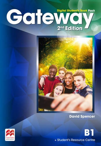 9780230498495: Gateway 2nd edition B1+ Digital Student's Book Pack