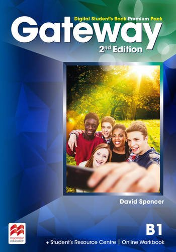 9780230498501: Gateway 2nd edition B1 Digital Student's Book Premium Pack