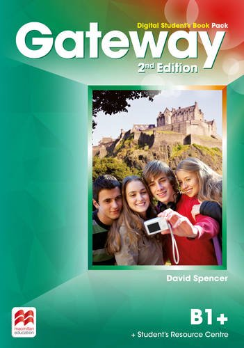 9780230498525: Gateway 2nd edition B1+ Digital Student's Book Pack
