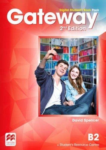 Gateway 2nd edition B2 Digital Student s: David Spencer