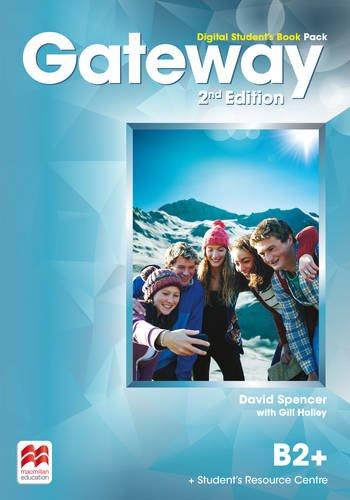 Gateway 2nd Edition B2+ Digital Student's Book: David Spencer