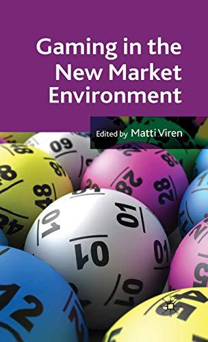 Gaming in the New Market Environment: Viren, Matti