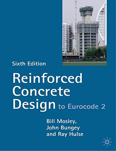 9780230500716: Reinforced Concrete Design