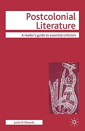 9780230506749: Postcolonial Literature