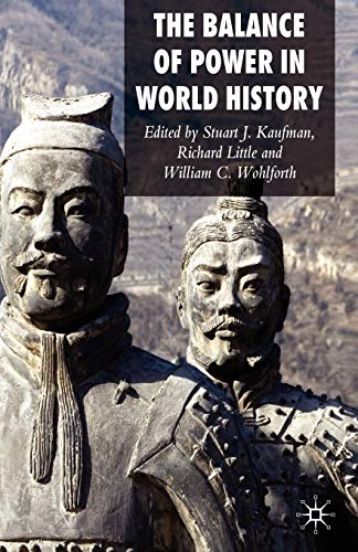 9780230507111: Balance of Power in World History