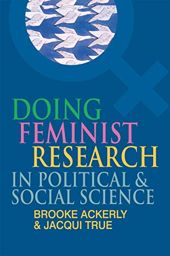 9780230507760: Doing Feminist Research in Political and Social Science