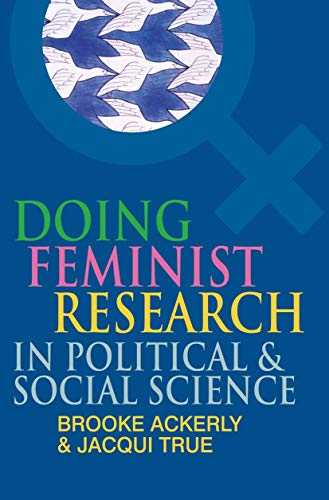 9780230507777: Doing Feminist Research in Political and Social Science