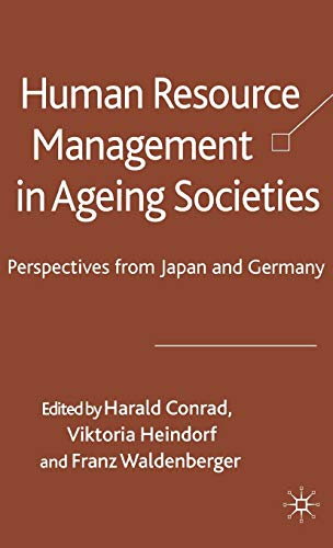 9780230515451: Human Resource Management in Aging Societies: Perspectives from Japan and Germany