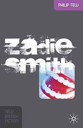 9780230516755: Zadie Smith (New British Fiction)