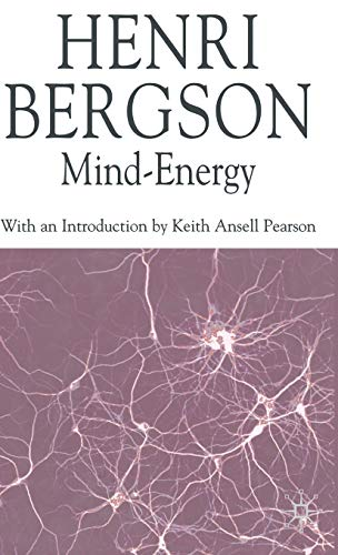 bergson essay consciousness Henri bergson time and free will: an essay on the immediate data of consciousness is henri bergson's doctoral thesis which was first published in 1889.