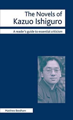 9780230517455: The Novels of Kazuo Ishiguro