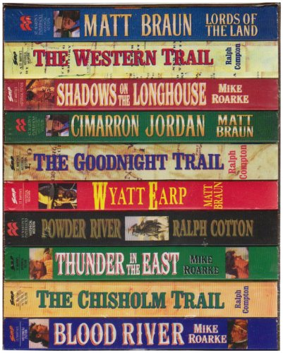 9780230517783: 10 Great Westerns