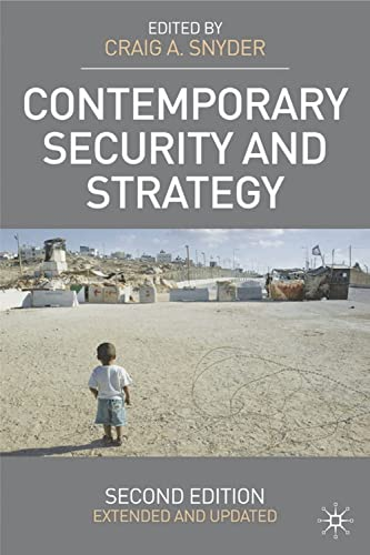 9780230520967: Contemporary Security and Strategy: Second Edition