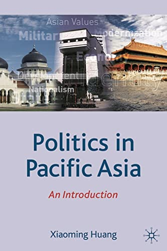9780230521773: Politics in Pacific Asia: An Introduction (Comparative Government and Politics)
