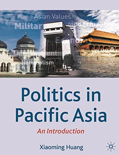 9780230521780: Politics in Pacific Asia: An Introduction (Comparative Government and Politics)