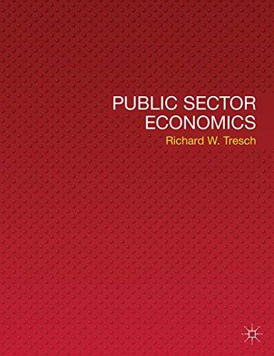 9780230522237: Public Sector Economics