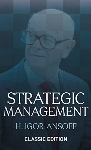 9780230525481: Strategic Management