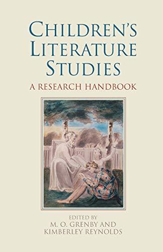 9780230525542: Children's Literature Studies: A Research Handbook