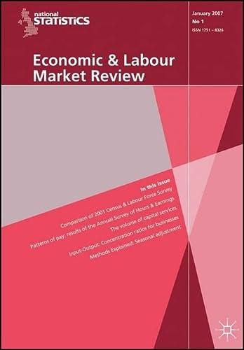 Economic Labour Market Review - AbeBooks