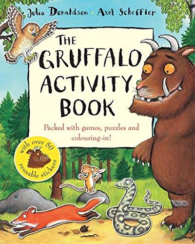 9780230528819: The Gruffalo Activity Book
