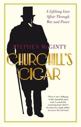 9780230528925: Churchill's Cigar