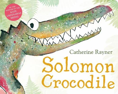 9780230529229: Solomon Crocodile