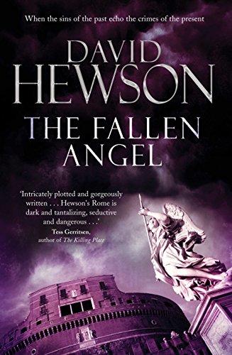 The Fallen Angel: Hewson, David