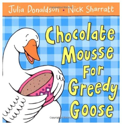 9780230532229: Choc Mousse for Greedy Goose CD Aud