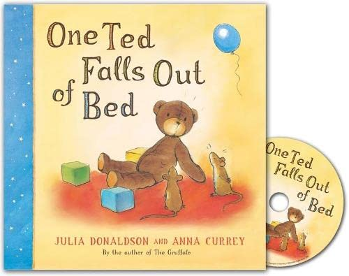 9780230532304: One Ted Falls Out Of Bed Book and CD Pack