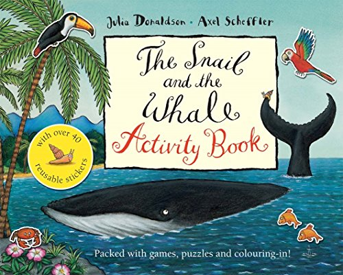 9780230532380: The Snail and the Whale Activity Book