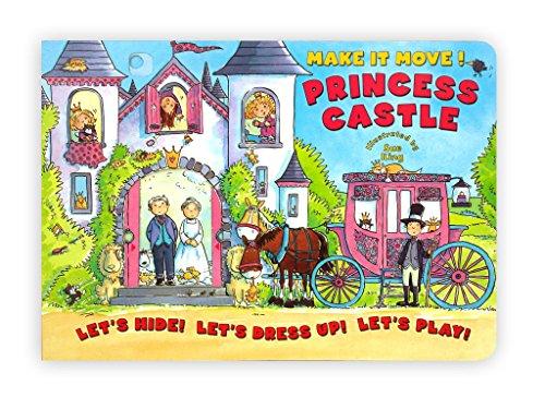 9780230532397: Make It Move! Princess Castle (Make It Move)