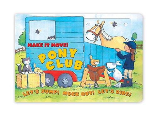 9780230532403: Make It Move! Pony Club (Make It Move)