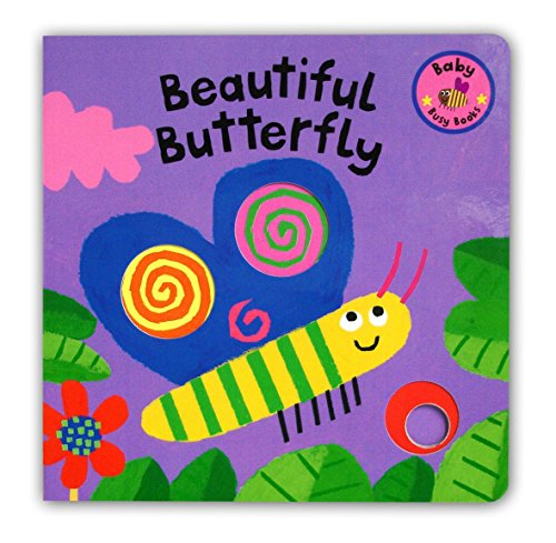 9780230532533: Baby Busy Books: Beautiful Butterfly
