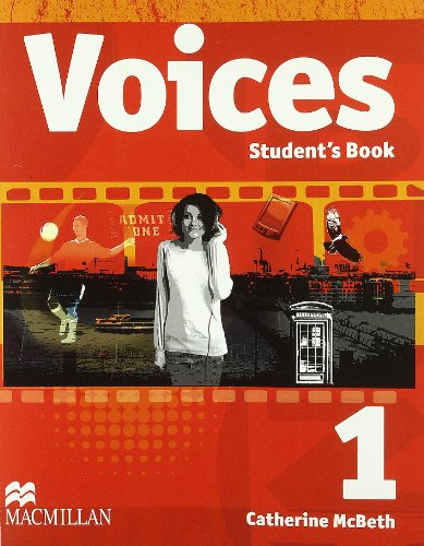 9780230533080: Voices 1 Students Book