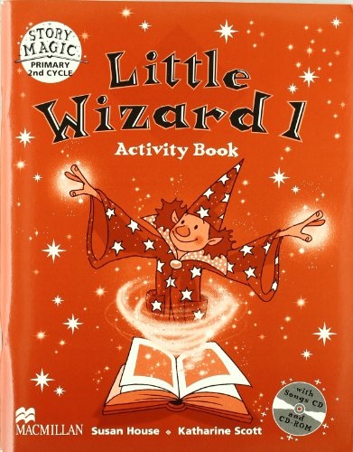 9780230533370: LITTLE WIZARD 1 EJER+CD